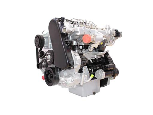 D25电控高压共轨柴油发动机