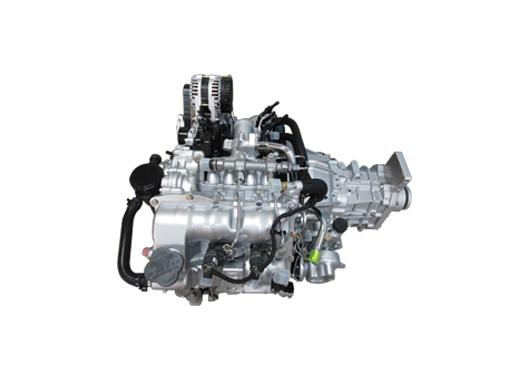 D09节能环保发动机
