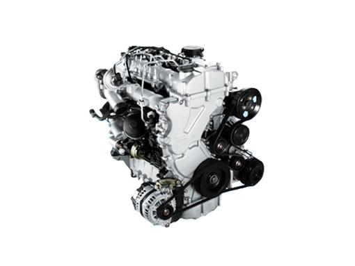 D16/D19节能环保发动机